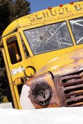 Bus driver dies at the wheel with 9 children on board!