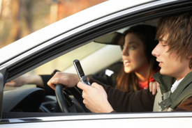 As Texting Ban Gains Support, Some Say Insurance Shouldn't Cover Claims