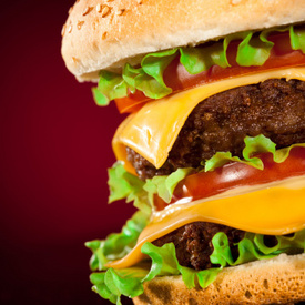 "McDonalds, Other Fast Food to Stop Using ""Pink Slime"" in Burger Meat"
