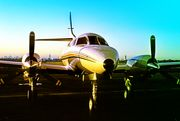 Blazing plane crash lands in New Jersey, injures 2