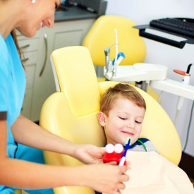 Surgery Rooms Seeing More Preschoolers for Teeth Problems