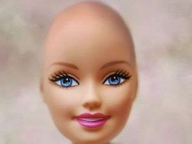 Mattel: Barbie Going Bald for Childhood Cancer
