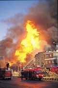 Work Related Firefighter Death – 2 firefighters killed in NY deli blaze!