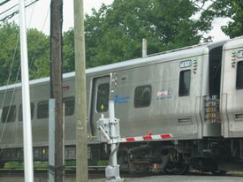 SUV Driver Killed After Being Hit by an LIRR Train