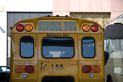 School bus involved in SUV accident injures 2 students