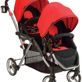 CPSC: Kolcraft Recalls Contours Tandem Strollers for Choking/Fall Hazards