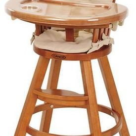 CPSC: Graco Wood Highchairs Recalled for Fall Hazards; Injuries Reported