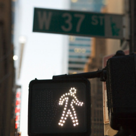 Pedestrian Accident: Pedestrian Crossing Street Killed by Truck in Manhattan