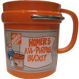 Fire Hazard Recall: Home Depot Recalls Homer's All-Purpose Bucket Mug