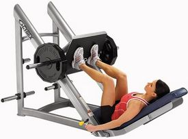 CPSC: Cybex Leg Presses Recalled for Injury Hazards