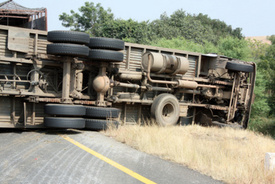 Chain-Reaction 35-Vehicle Pile-Up Kills 1, Injures 33 on LIE
