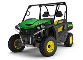 CPSC, John Deere Recall Gator Utility Vehicles for Fire Hazards