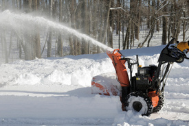 Snowblower Accident Severs Man's Fingers in Roxbury