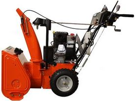 Ariens Snow Blower by Briggs & Stratton Recalled for Fire Hazards