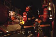 Work-related firefighter death: NY firefighter chaplain dies in fiery blaze!
