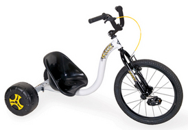 CPSC, Huffy Recalls Slider Tricycles For Fall/Control Hazards