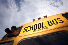 7 Students Injured in Burlington Township School Bus Accident