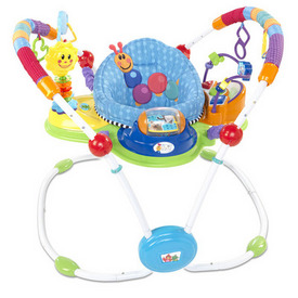 Baby Einstein Activity Jumpers Recalled; 61 Injuries Reported