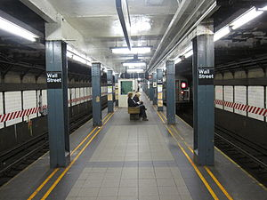 Man Crushed Between Platform and Subway Train at Wall Street Station