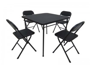 Fingers Amputated in Walmart Card Table & Chair Set Recall