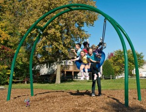 Oodle Swings by Landscape Structures Recalled; 9 Reported Injuries