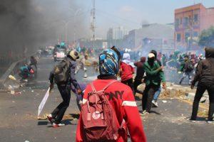 Dozens Injured in the Jerusalem Clashes