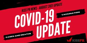 COVID 19 Updates: New Cases, Deaths, and Vaccination Report in the World